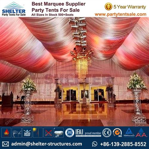 Clear Span Marquee For Wedding/ Banquet/ Ceremony