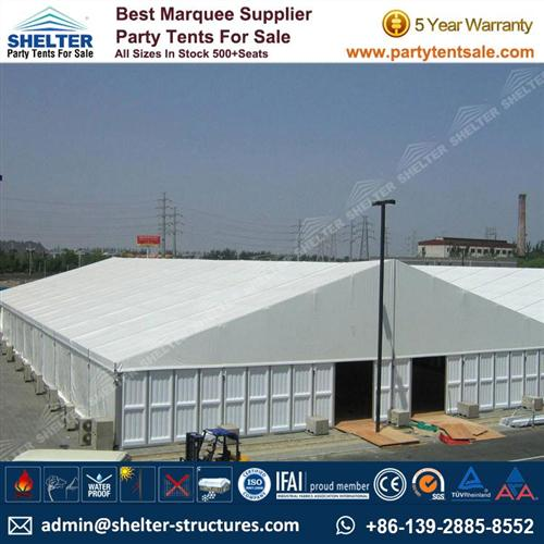 30 x 60m Temporary Storage Tent For Short-term Warehouse
