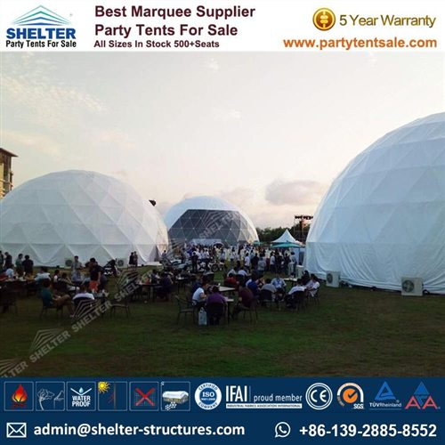 Geo Dome Tent In All Sizes For Sale Australia
