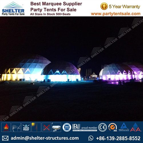 Large Dome Tent - Party Domes For Sale
