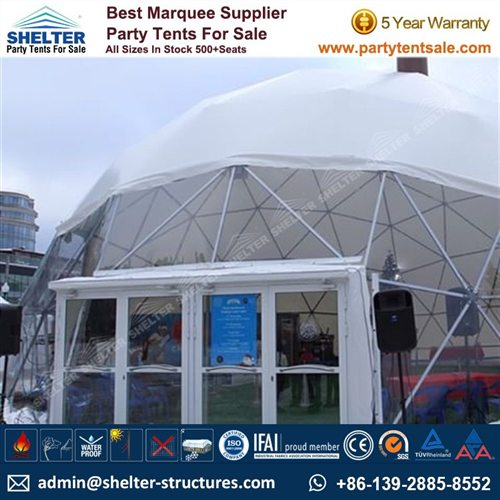 Dome Tent For Sale For Wedding/ Party/ Business Events