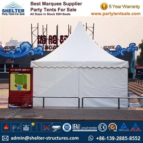 6x6m Canopy Tents For Sale