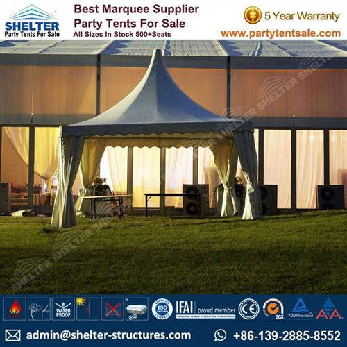 Aluminum Gazebo Tents For Sale