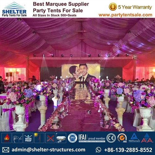 Wedding Reception Tent For Sale