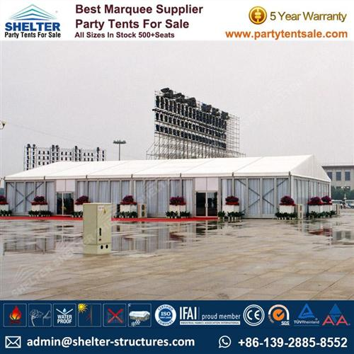 Outdoor Event Canopy For Exhibition Event