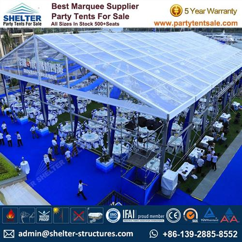 Clear Tents For Party And Wedding
