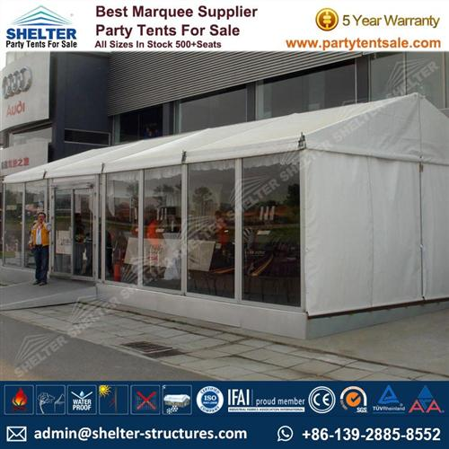 Small Tent For Event - Commercial Tents