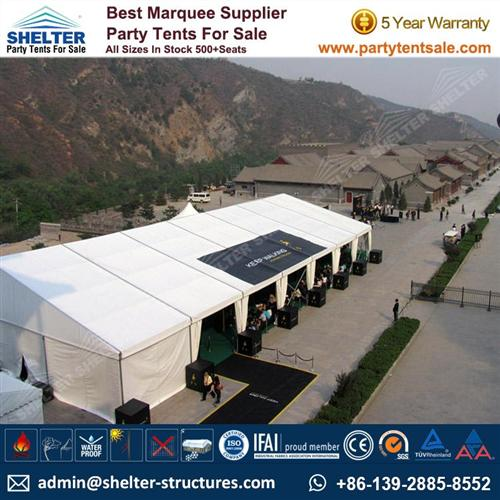 Pure White Event Tent For Sale