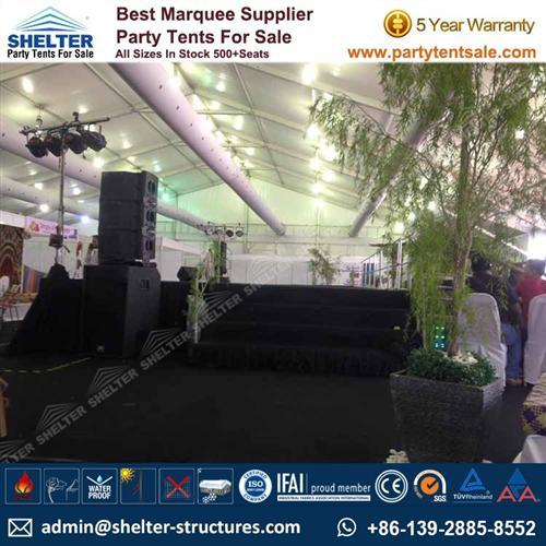 Large Exhibition Tent For Handicraft Festival