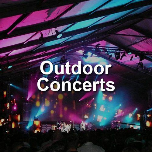 Outdoor Concerts