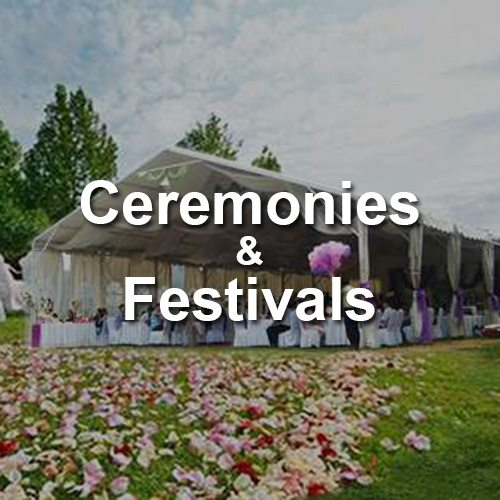 Ceremonies & Festivals